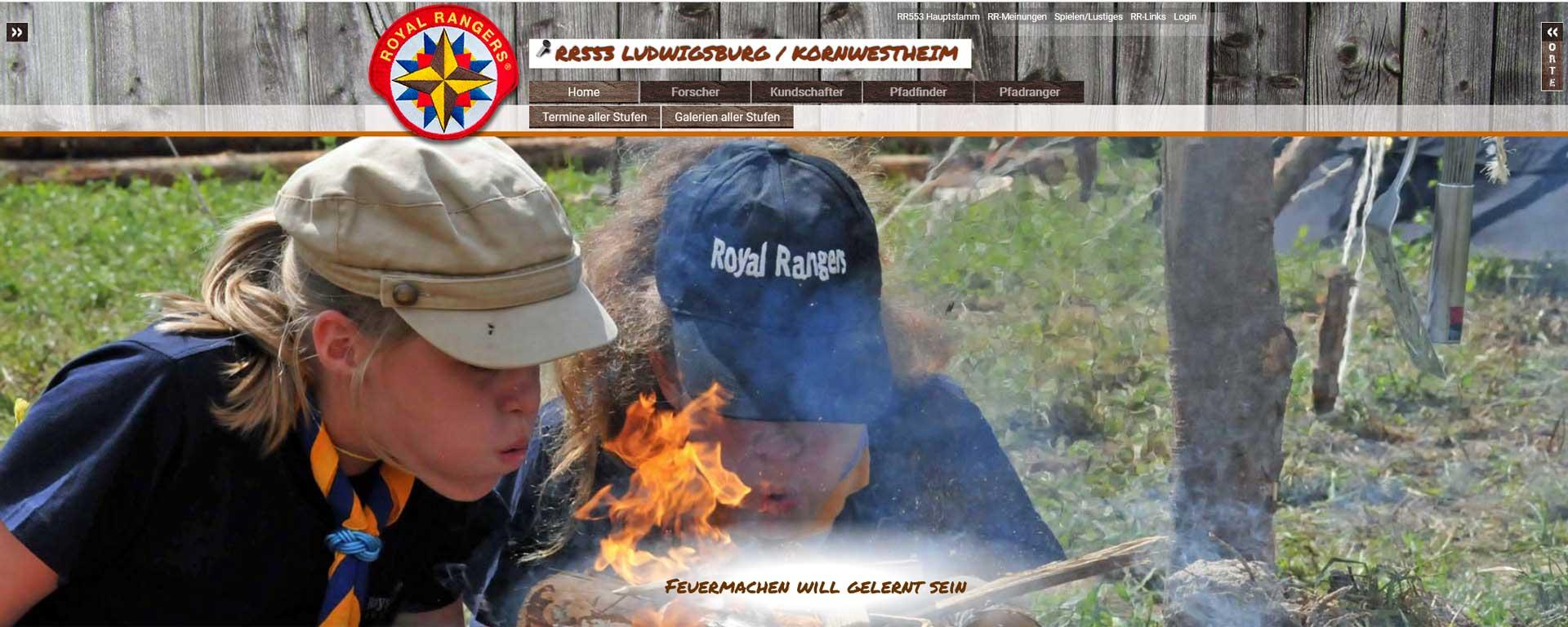 Pfadfinder Royal Rangers Ludwigsburg