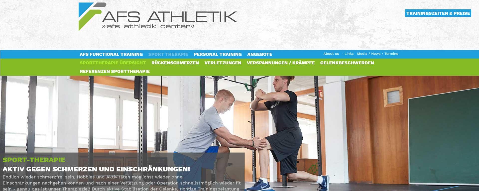 AFS Functional Training Stuttgart